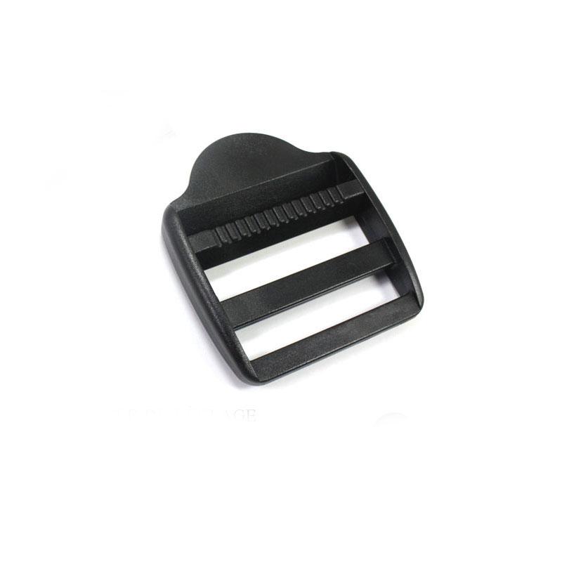 1 x 40mm Boucle de Règlage   Boucle de Serrage   Plastique   Noir 3c6656cc9da