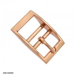 Boucles pour Colliers / Zinc / Dore Rose