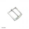 1 x Boucle pour colliers / Metal / Nickelé