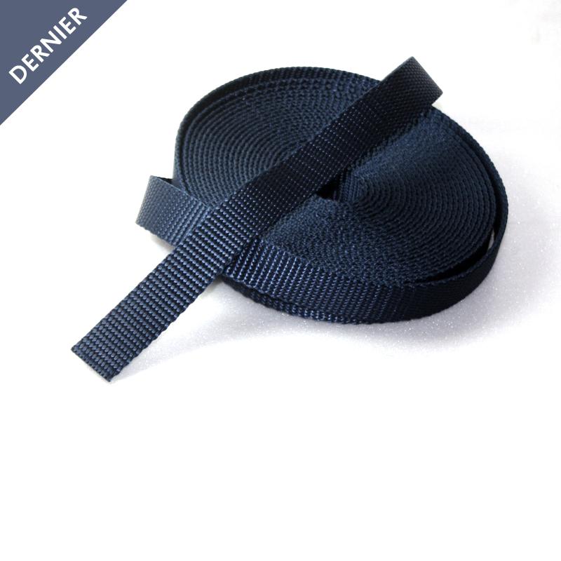 1m x 20mm Sangle / Nylon / Epais / choix de couleurs (dernière de stock) / Fabrique aux États-Unis