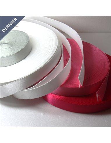1m x 20mm / Sangle / Nylon / Leger /  choix de couleurs (dernière de stock)