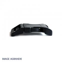 1 x  Boucle Attache Rapide / Fermoir Clip / Plastique / Noir