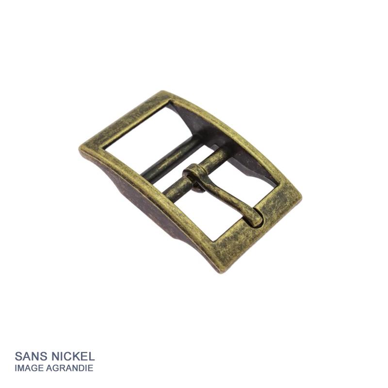 Boucles pour Colliers / Zinc / Bronze Antique