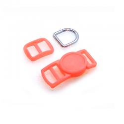 10mm Kit Collier Pour Chat / haute qualité / corail