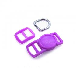 10mm Kit Collier Pour Chat / haute qualité / émeraude