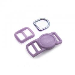 10mm Kit Collier Pour Chat / haute qualité /Lavande