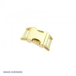 Boucle Attache Rapide Fermoir Clip  Metal  Placage Laiton